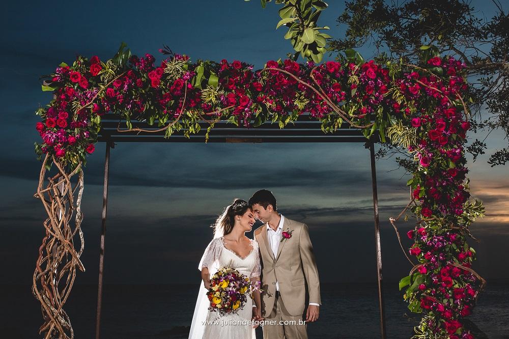 Casamento na Praia: Luiza e Marcus