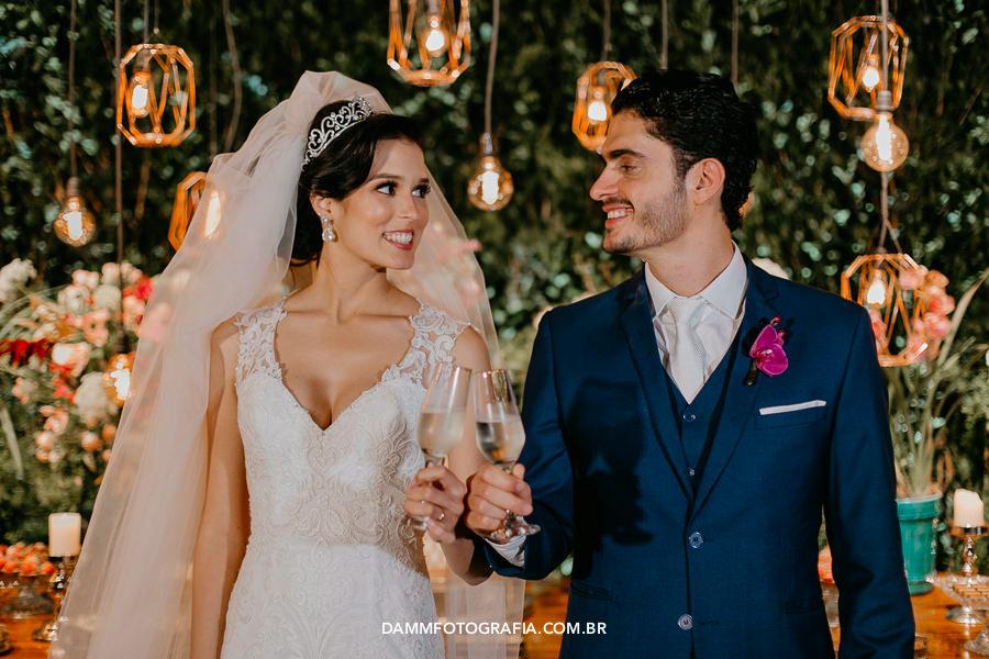 Casamento de Dia: Camilla e Gibran