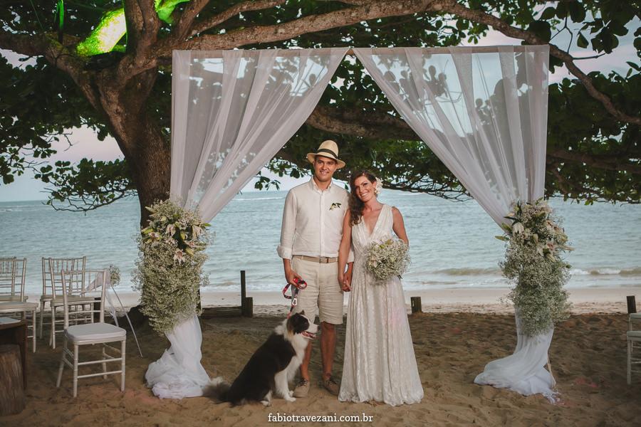 Casamento na Praia: Laura e Marcelo
