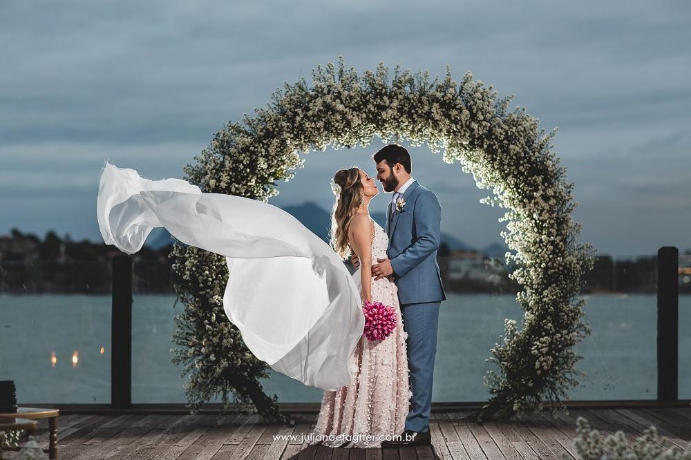 Casamento na Praia - Júlia e Daniel