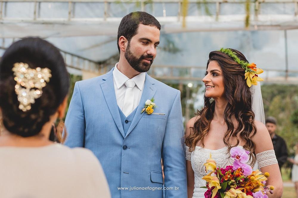 Casamento ao Ar Livre: Malyssa e Felipe