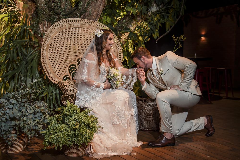 Casamento ao Ar Livre: Carol e Vinicius