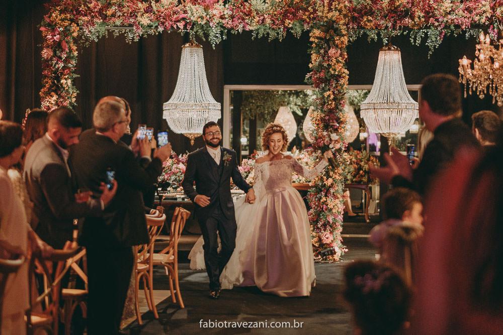 Casamento com estilo clássico em Vitória/ES: Paula e Igor