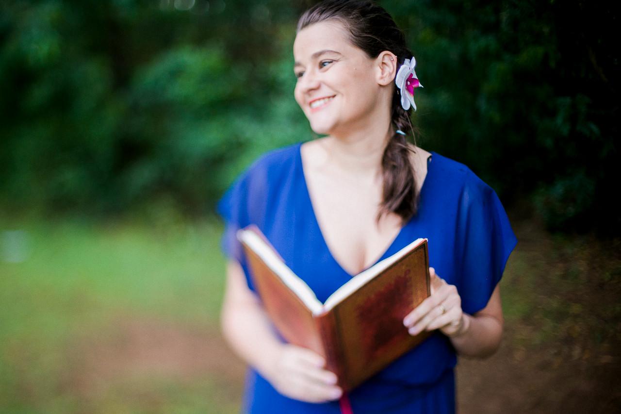 Celebrante de Casamento: Natasha Siviero