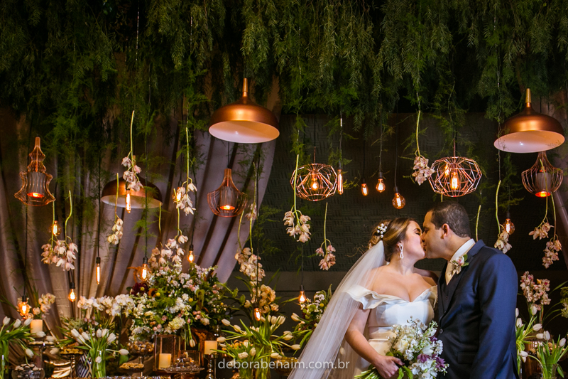 Casamento Romântico: Julia e Marcos