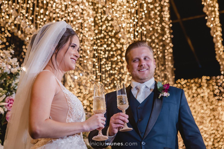 Casamento Romântico: Isabela e Anderson