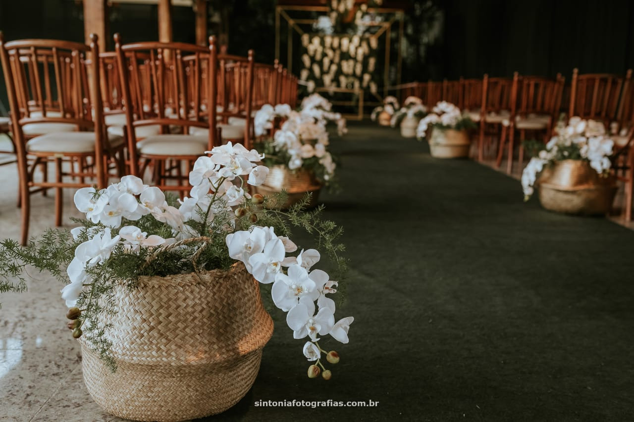 Casamento Final de Tarde: Roberta e Renato