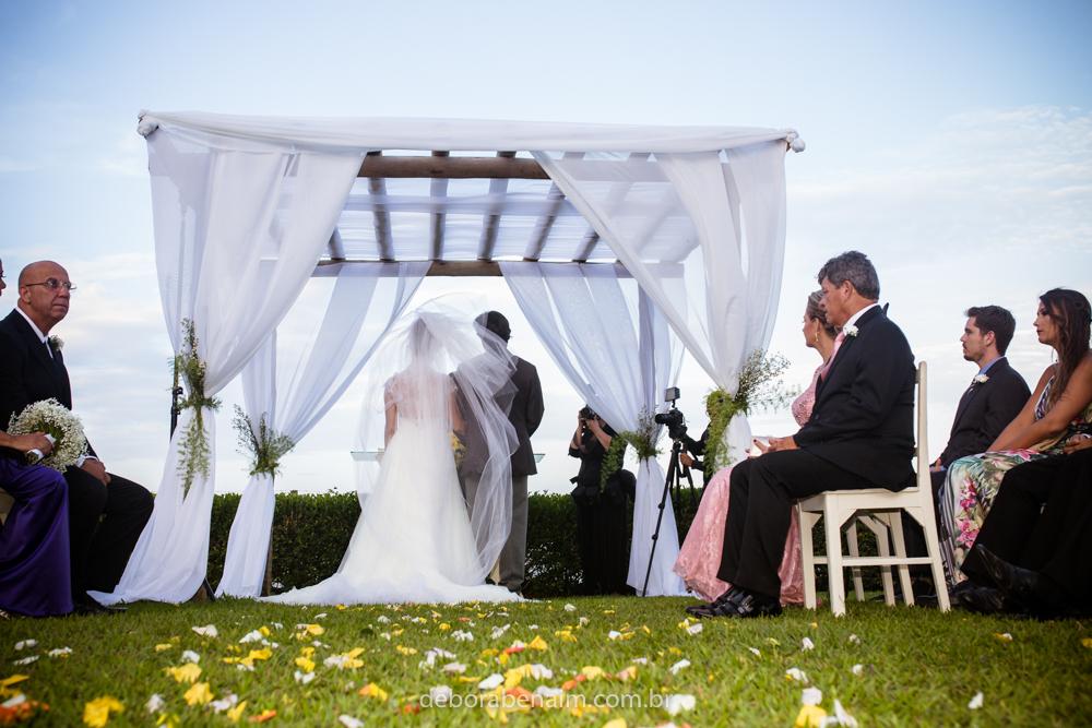 Casamento ao ar Livre: Adele e Thiago