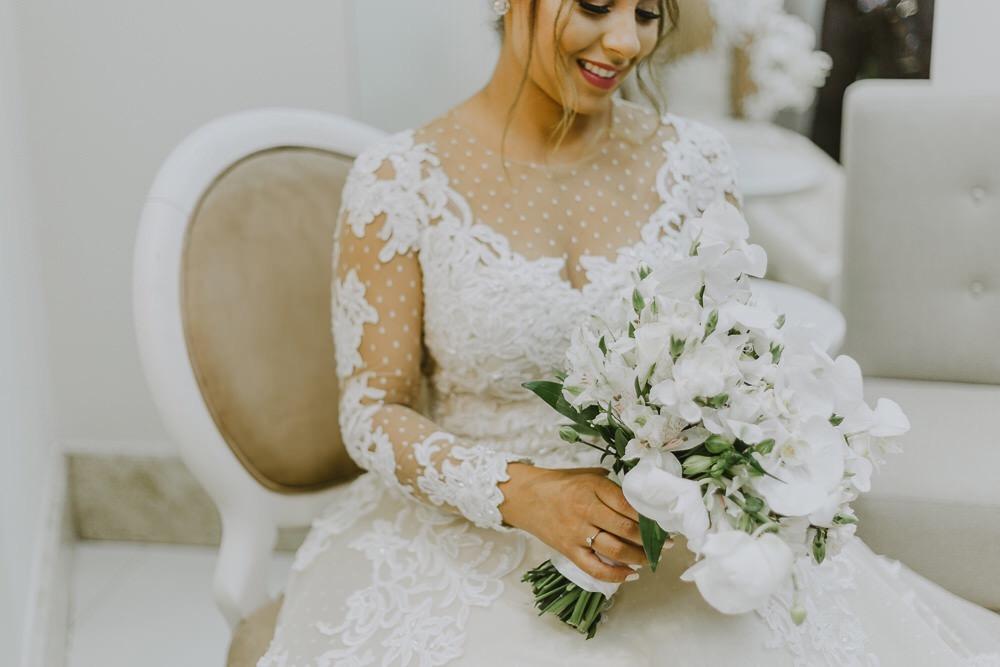Casamento Clássico: Thalita e Vinicius