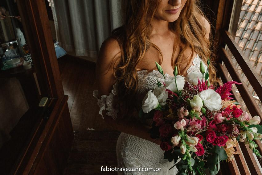 Casamento ao ar Livre: Jessica e Ramon