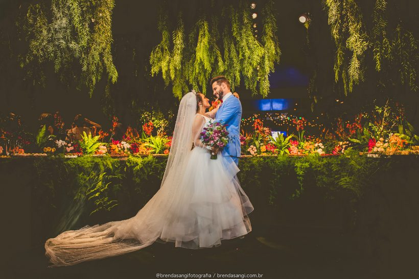 Casamentos Reais: Nádia e Gonzales