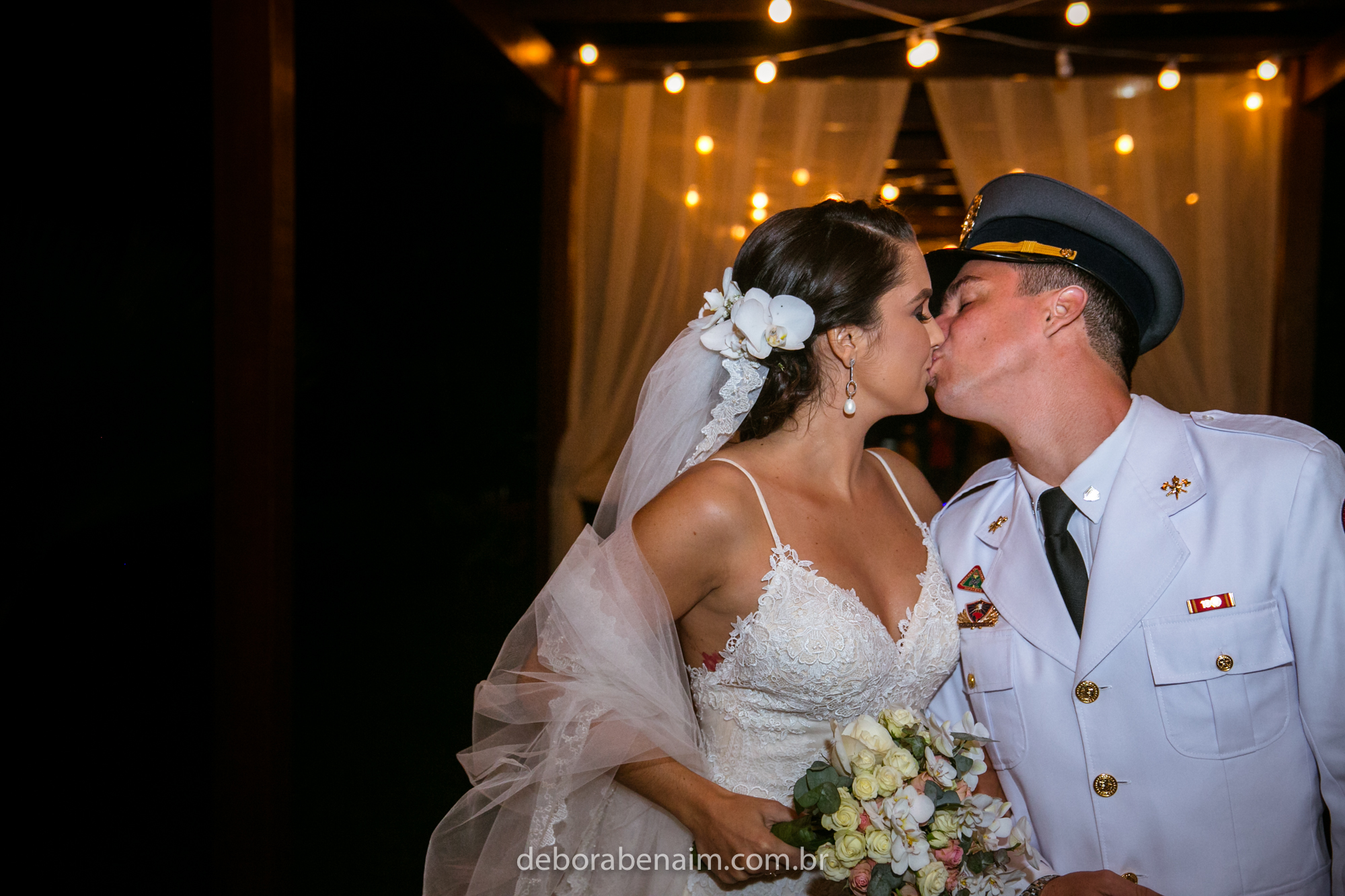 Casamento ao Ar Livre: Carol e Wagner