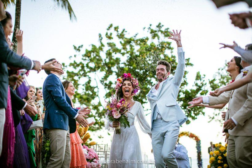 Casamento na Praia: Carolina Neves e Pedro Trindade