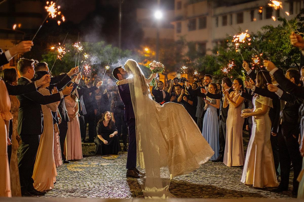 Casamento Estilo Romântico: Mariana e Lorenzo