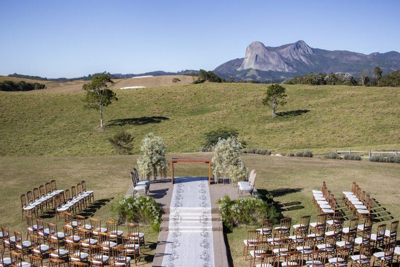 Casamento em Pedra Azul: Julia e Thiago