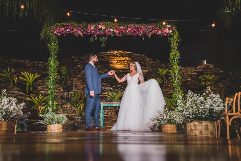 Casamento ao Ar Livre: Isabela e Rafael