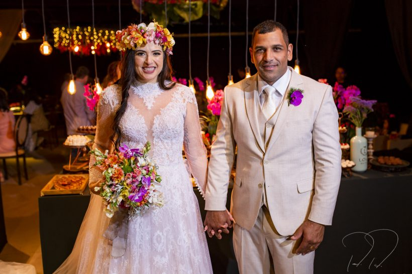 Casamento no Interior: Larissa e Elivander