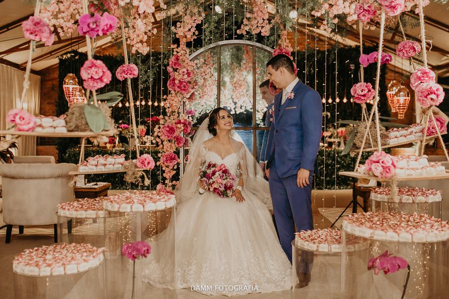 Casamento ao ar Livre: Livia e Lucas