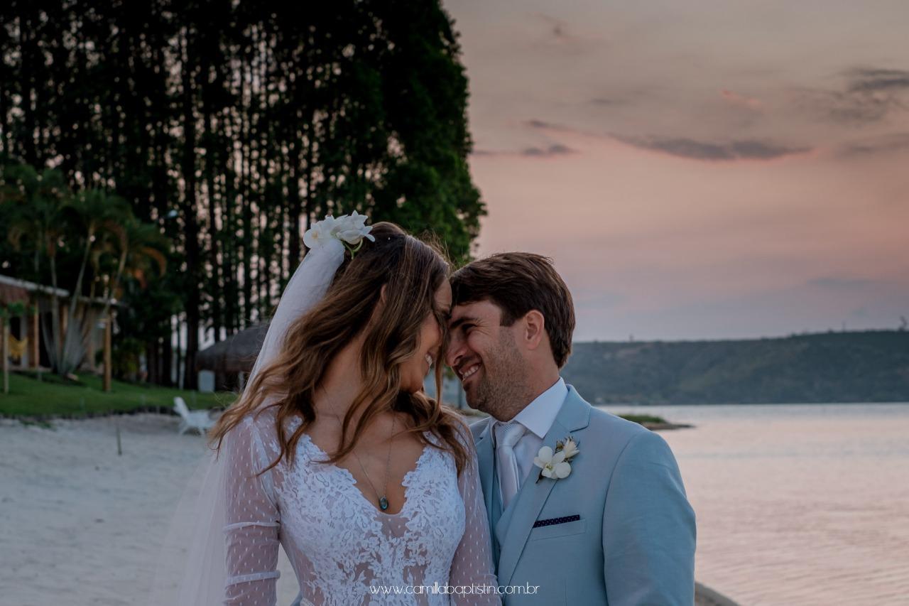 Casamento na Lagoa: Larissa e Luiz