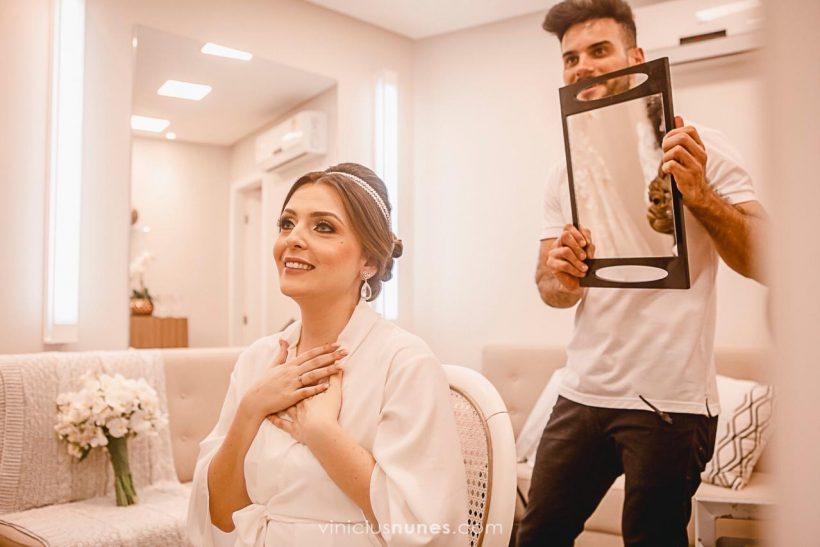 Casamento Estilo Romântico: Gisele e Renan