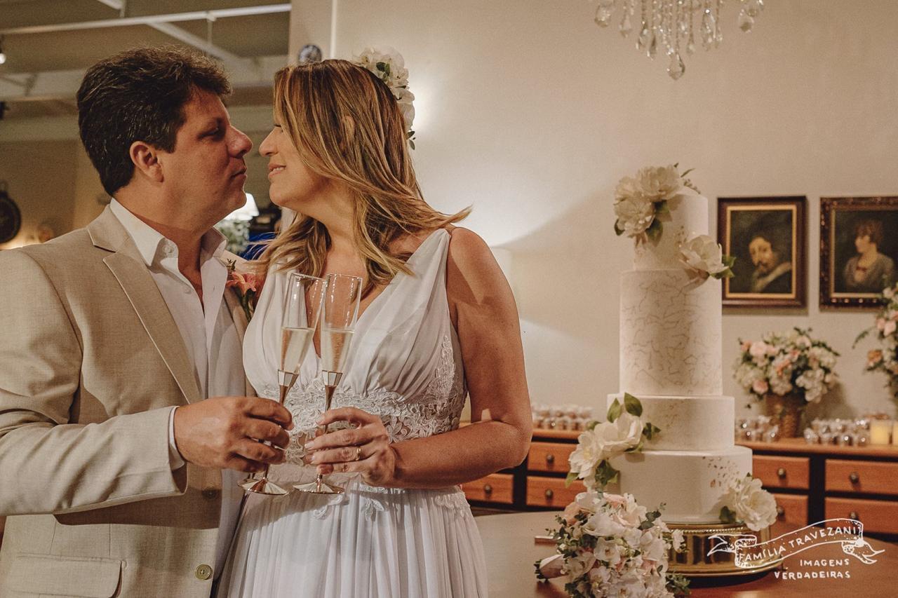 Casamento em Pedra Azul: Carla e Inácio