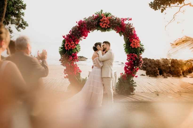 Casamento na Praia: Mariana e Rodrigo
