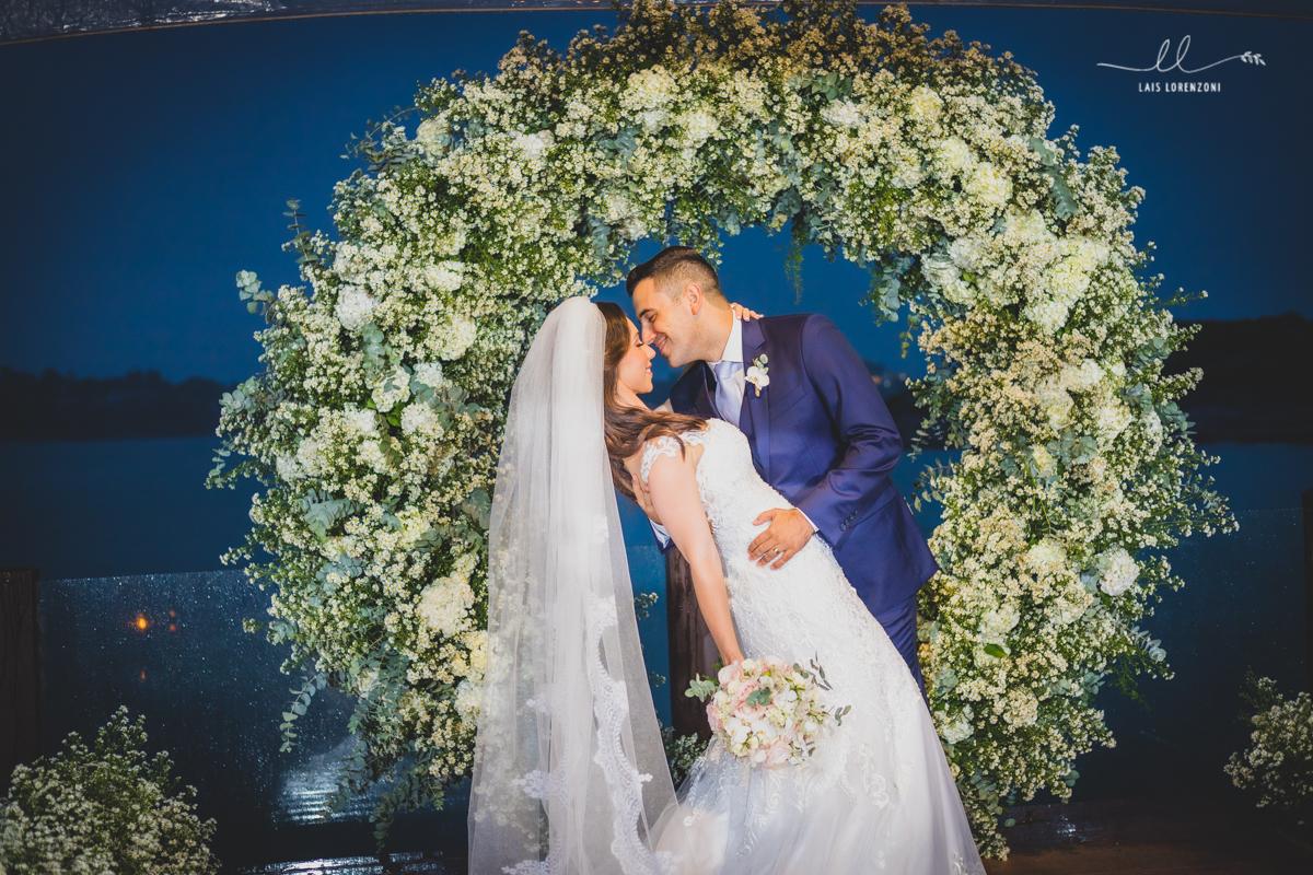 Casamento Ao ar Livre: Suelen e Derick