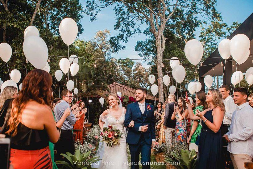 Casamento no Sítio: Marina e Thiago