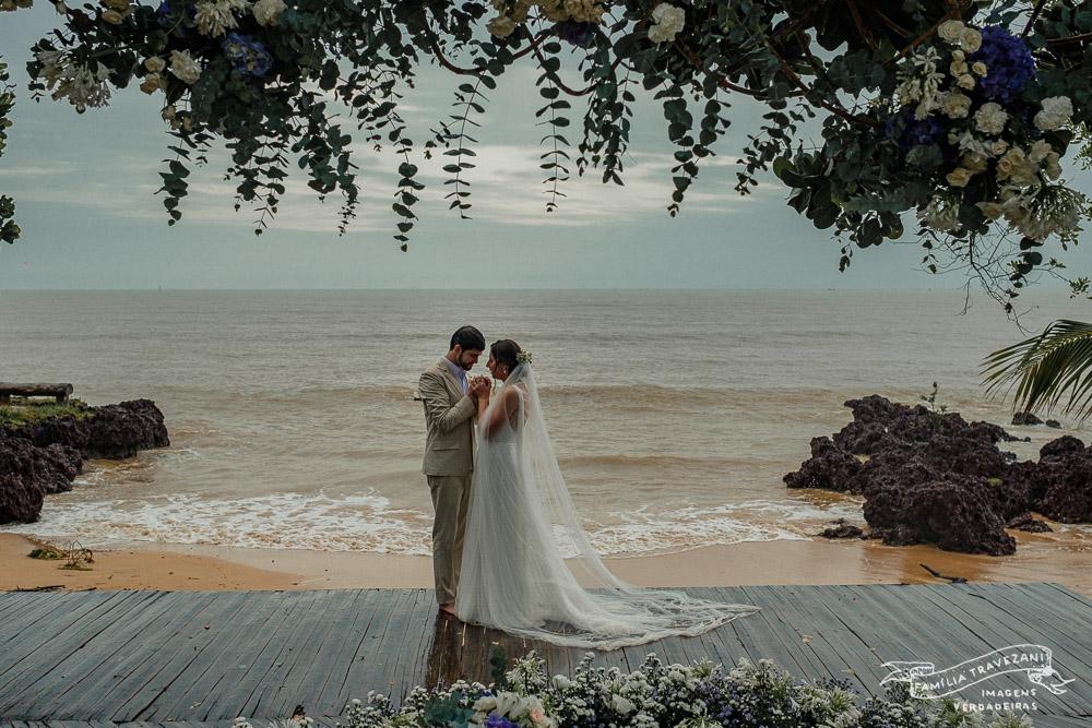Casamento na Praia: Mayda e Ricardo
