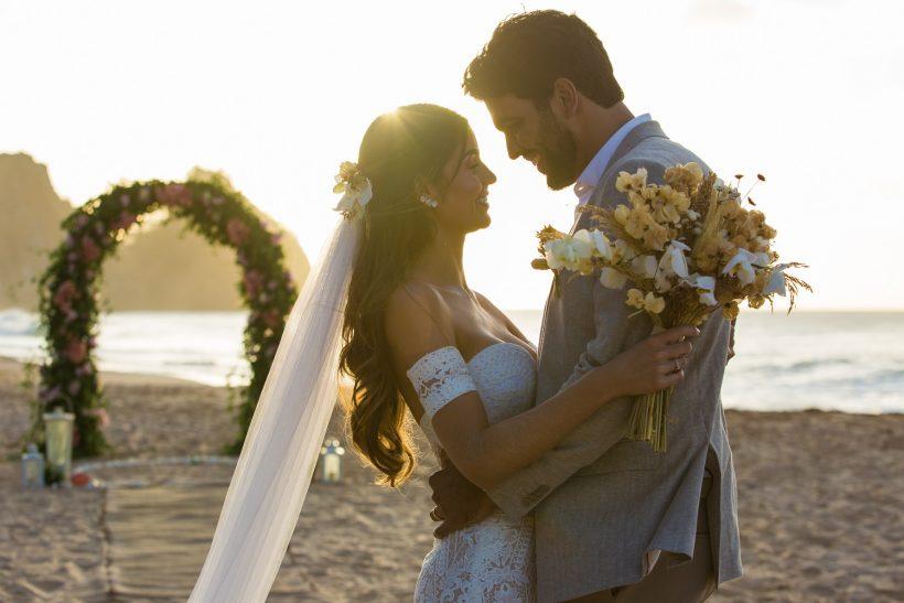 Casamento na Praia: Lorena e Matheus