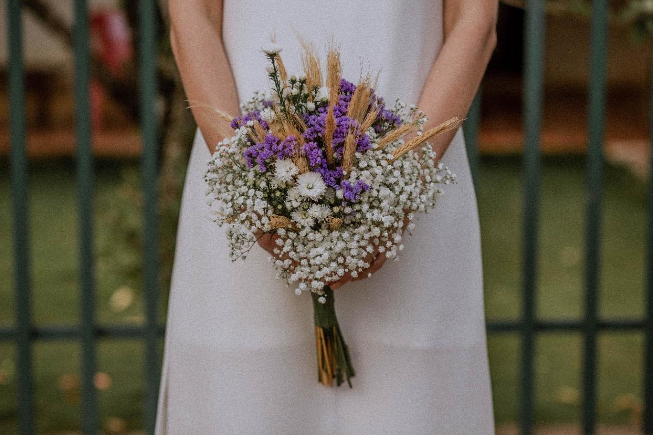 Casamento no Civil: Priscilla e Eron