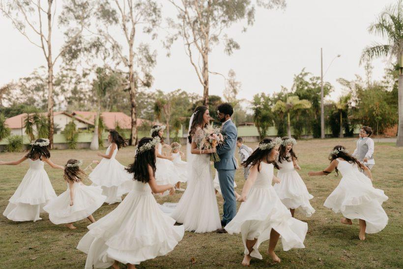 Casamento no Jardim: Victoria e Fabrício