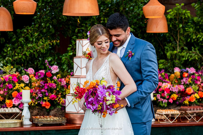 Casamento ao ar Livre: Alice e Paulo