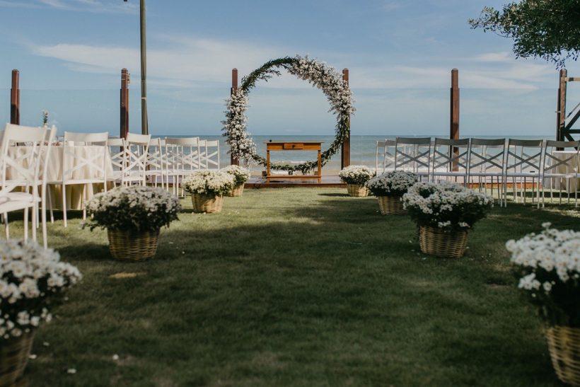 Dica de Espaço Para Casamento: Jardins da Praia
