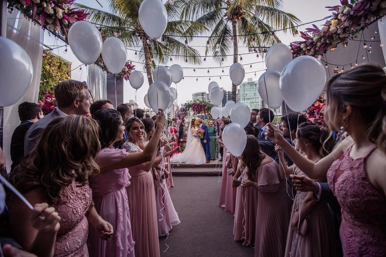 Casamento Estilo Romântico: Livia e Rodrigo